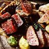5種の肉を盛り合わせ。2~3人前『SILVAオールスターズ』