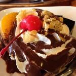 65047088 - チョコレートケーキ。