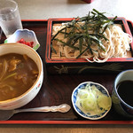 長岡屋 - カレー丼セット