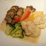 6505096 - 季節の温野菜サラダ