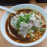 和・陽春 まつ井 - 四川麻辣麺