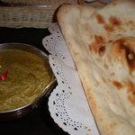 インド・ネパール料理 NAMASTE - チーズとほうれん草カレー