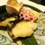 日本料理簾 - 銀鱈焼き