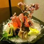 日本料理簾 - お造り