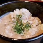 華花 - 自然薯とろろ飯