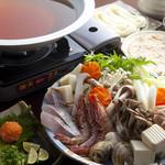 花菜 - 料理写真:うどんすき鍋