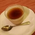 TEPPAN DINING KAMIYA - 黒糖プリン
