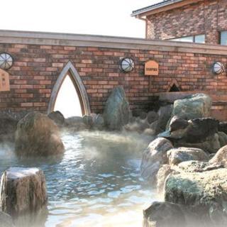 阿字ヶ浦唯一の天然温泉日帰り施設