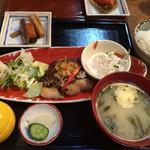カフェギャラリー柚 - 柚ランチ1080円