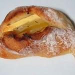 アンジュール - アップルとクリームチーズのフランス