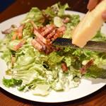 肉バルpippi - シーザーサラダ