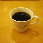 モスバーガー - 「ホットコーヒー」です。