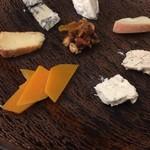 65059750 - チーズの盛り合わせ