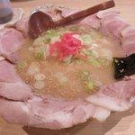 きぶん一 - 肉ラーメン 850円 (2010.9)