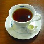 やさい食堂 七福 - 紅茶