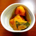 やさい食堂 七福 - 南瓜の煮物