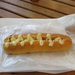 リトルマーメイド - 料理写真:ベーコンポテトドッグ