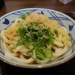 丸亀製麺 - ぶっかけ(並)(冷)