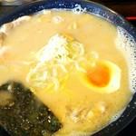 ラーメン 大将 - 料理写真:特製醤油ラーメン820円