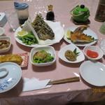 紫水館 - 料理写真: