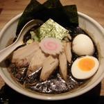 65063572 - スペシャル焦がし醤油麺