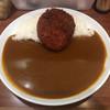 ナイル - 料理写真:メンチカツSPカレー
