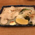 あお - タイラギ貝塩焼