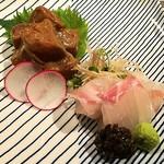 65068087 - 鯛/マグロ納豆醤油