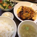 65069626 - 札華青鸞居 (蟹と卵の炒め)