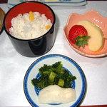 伊東屋旅館 - 夕食