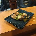 串しん坊 - ねぎま塩