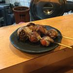 串しん坊 - トマト豚巻き