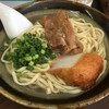 天馬 - 料理写真:軟骨ソーキそば 小(麺200g) / 550円