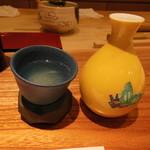 すし瀬名波 - 旦(日本酒)