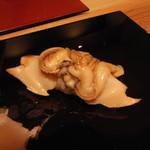 すし瀬名波 - 煮ハマグリ