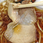 一麺 - チャーシュー