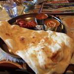 インド料理 ガンダァーラ - お持ち帰りしました