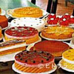 レストランブライト - 種類豊富なホームメイドケーキ