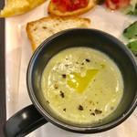 イタリア料理 レガメント - スープ【料理】