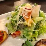 イタリア料理 レガメント - サラダ【料理】