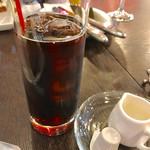 イタリア料理 レガメント - アイスコーヒー【ドリンク】