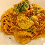 イタリア料理 レガメント - カブと鶏挽肉のボロネーゼ(トマトソース)【料理】
