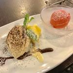 イタリア料理 レガメント - 自分が食べたデザート【料理】