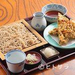 長寿庵 蕎匠 - 【深川天せいろ】 初めての方にオススメしたい、蕎匠伝統の味
