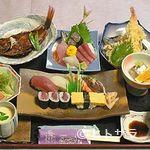 磯の香亭 - 潮騒御膳 2625円
