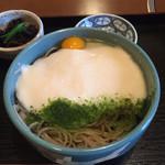ぎお門 - 山掛け蕎麦