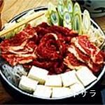 ミートプラザ尾形 - 桜鍋