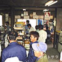 山下うどん店 - 連日お客様の行列