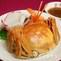 異味香 - 秋の味覚『上海蟹』