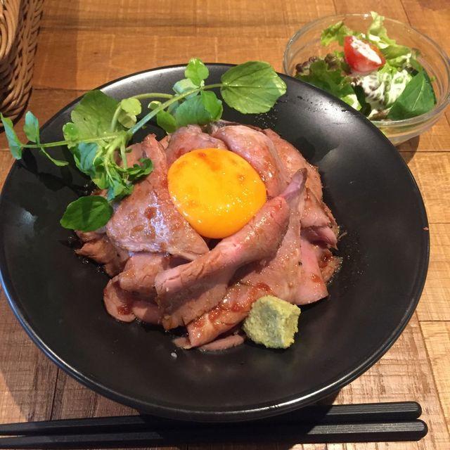 肉が旨いカフェ NICK STOCK 筑紫通り店